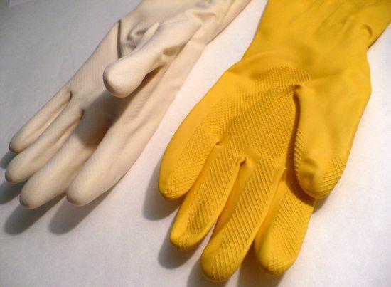 how to make slide gloves