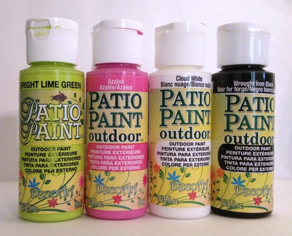DecoArt Patio Paints