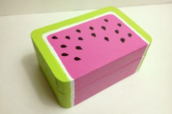 Tutorial: Watermelon box