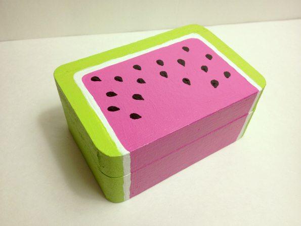 Tutorial: Watermelon box