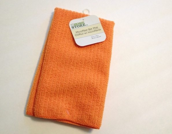 dollar store towel