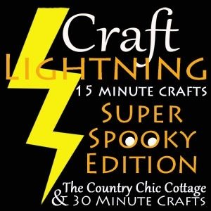 Halloween Craft Lightning