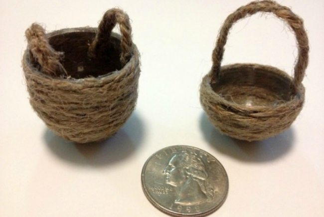 dollhouse baskets