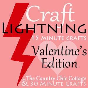 Craft Lighting: Valentine's Edition
