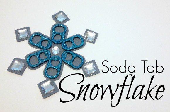 soda tab snowflake