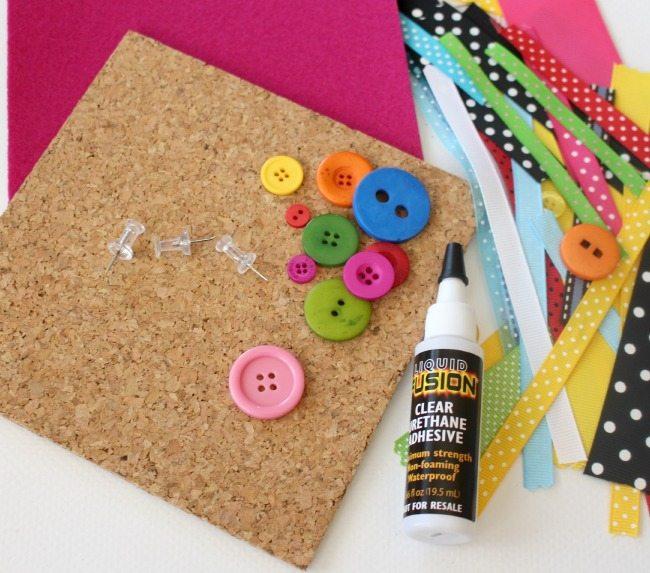 mini pin board craft kit