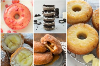 National Donut Day Recipe Roundup