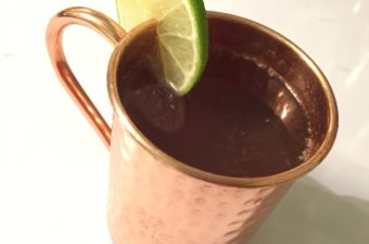 Michigan Mule Cocktail Recipe